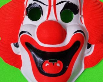 Bozo the Clown Mask