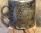 Mug dipped in Native Clay slip from Minnesota
