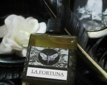La Fortuna  Gypsy Alchemy Natural Perfume Oil  1/2 oz Osmanthus,Apricot,Orris ,Grapefruit, Hay, Vanilla, Amyris