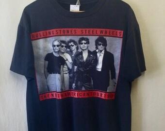 Rolling Stones '89 Tour Tee