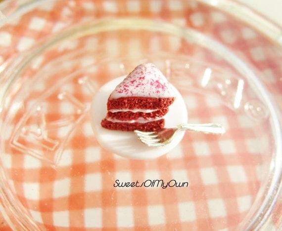 Miniature Slice of Layercake