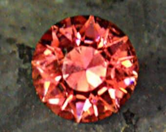 Deep Pink to Orange Color Change Tourmaline