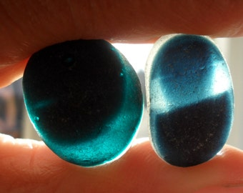Beautiful Multis English Seaham Sea Glass - Free Shipping (4823)