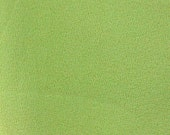 Chartreuse Green, 1980s Vintage, Crepe Fabric, Medium Weight, Slight Stretch, Polyester Lycra Rayon, 44 x 29, B29