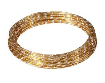 Gold Diamond Wire