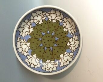Flowering Cactus Bowl