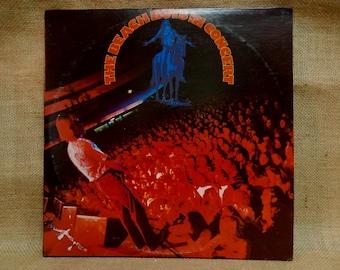 The BEACH BOYS - The Beach Boys in Concert - 1973 Vintage Vinyl Record Album
