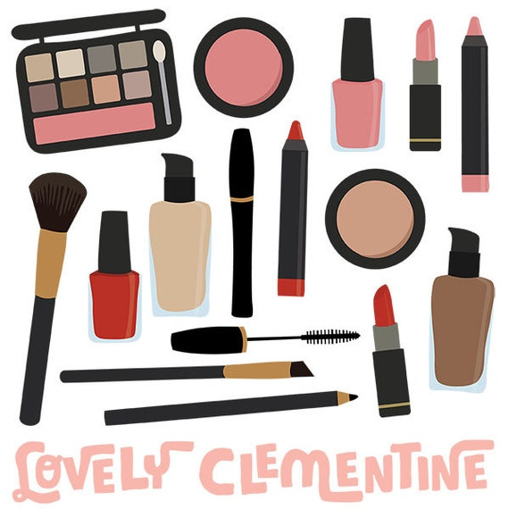 makeup clip art images makeup clipart makeup vector royalty free rh catchmyparty com makeup clip art cosmetics makeup clipart black and white