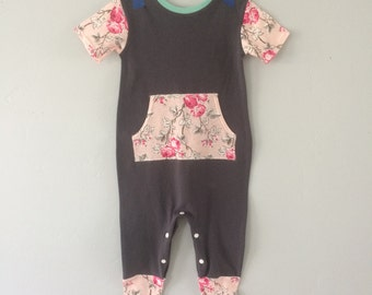 Child Romper // Baby Romper // Child Bodysuit // Baby Bodysuit // Infant Romper // Modern Children Clothing