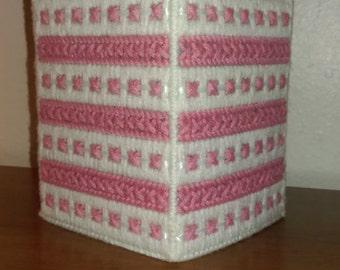 Boutique Tissue Box Holder