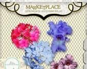 Spring Mix Flowers CU Combo No. 10 by Papier Creatif CU OK