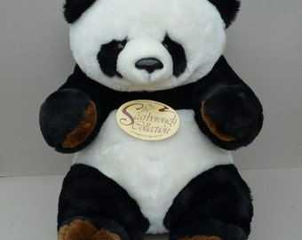 Scarborough Collection JC Penny Panda Bear Plush Toy