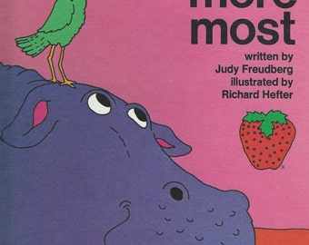 Some More Most - Richard Hefter - A Strawberry Book
