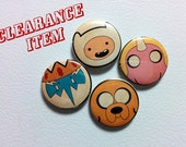 Adventure Time Magnets | Inventory Sale Clearance