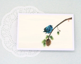 GREETING CARD - Simplicity 1 (All occasion / Blank inside, 98x148 mm)