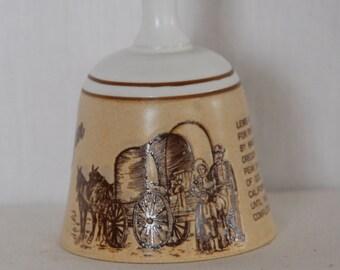 Vintage Oregon Trail Bell