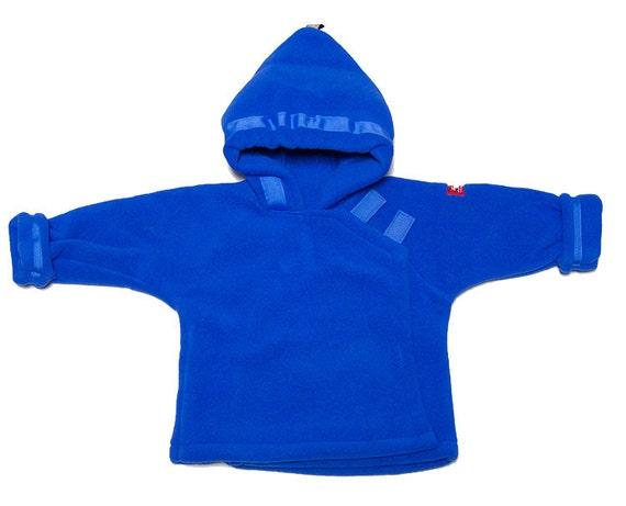Monogrammed Blue Widgeon Jacket Infant Polartec Fleece