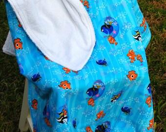 Finding Nemo Towel/Blanket