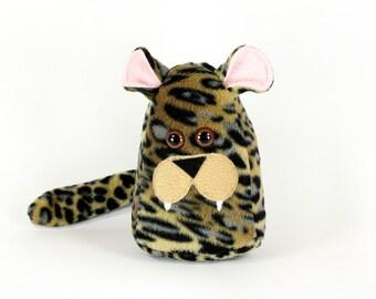 Leopard Stuffed Animal