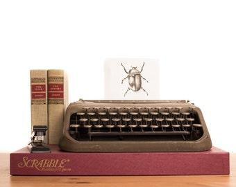 1930's Smith Corona Zephyr Typewriter