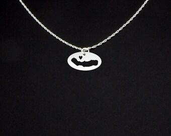 Sao Miguel Necklace - Sao Miguel Jewelry - Sao Miguel Gift