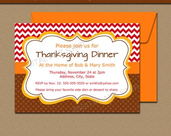 Thanksgiving Invitation Template - Thanksgiving Birthday Invites Fall Birthday Invitations Autumn Baby Shower Invitation Party Printable T1