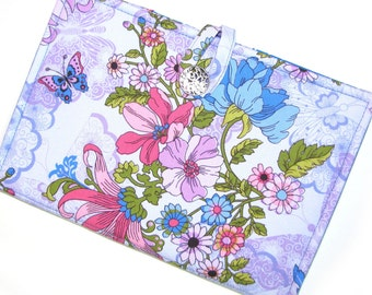 Tablet eReader Cover Kindle Fire HD Cover Kobo Vox Cover Kobo Touch Cover Kindle Cover Kindle Touch Cover- Book Style- Lilac in Spring