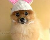 Pet Bunny Beanie (XS-XL)