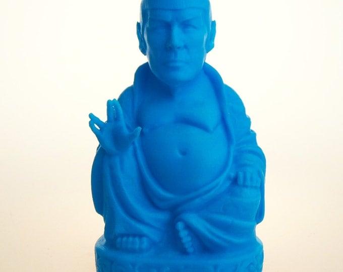 Star Trek - Spock Buddha (Glow in the Dark Blue)