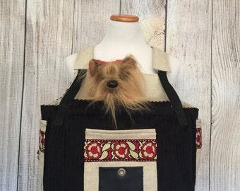Dog Carrier- Black Dog Carrier