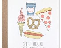 Street Food of New York City