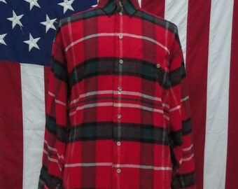 Flannel shirt By Haupt,(DOWN FROM 19.99)