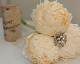 Bridesmaids bouquet, custom bouquet, ivory bridal bouquet, ivory wedding bouquet, wedding flower bouquets, wedding flower, bride wedding