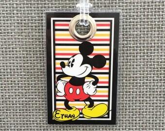 Disney Luggage Tag, Backpack Tag, Diaper Bag & More!