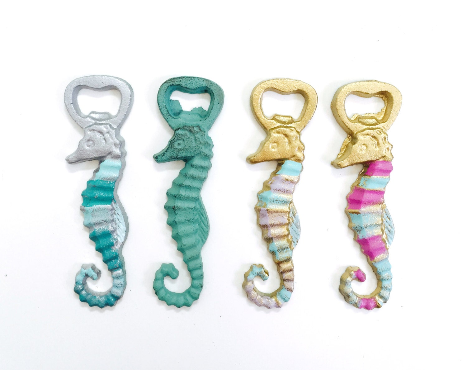 seahorse bottle opener cast iron nautical ocean sea gypsy california anthropologie. Black Bedroom Furniture Sets. Home Design Ideas