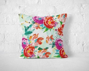 Sweetwater Floral Pillow