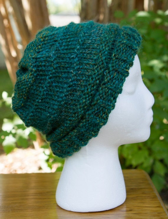 The Perfect Slouchy Hat - Copper Rose, Lavender Cream, or Teal