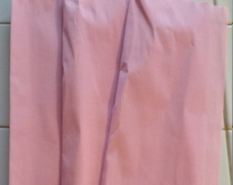 Crepe paper sheets(pale pink)