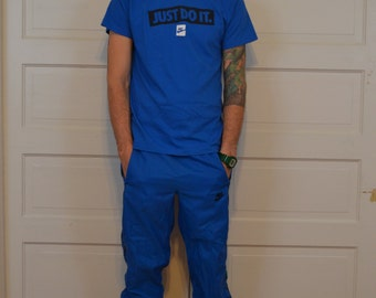Baller Status Vintage NIKE Pants and T-Shirt Combo Package