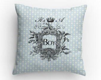 Its a Boy,  baby pillow