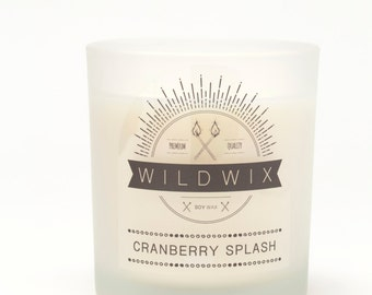 Signature Series Jar Candle