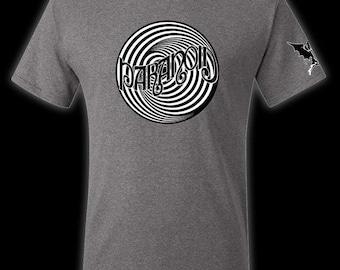 "Screen Printed ""Black Sabbath PARANOID Vertigo"" T-Shirt - Ships Free!"