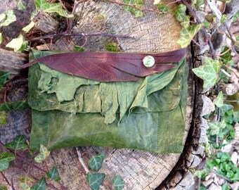 An Unexpected Journey Part III~ Leafy Green~ Shire~ Glowing Spirit Pouch