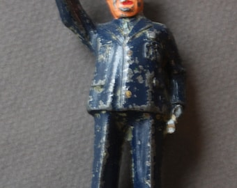 Barclay Policeman with Raised Arm, Number 850