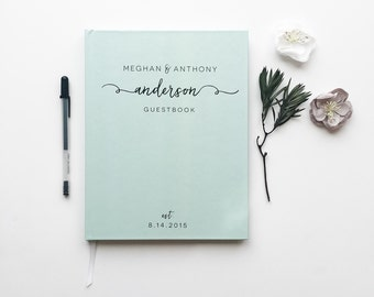wedding guest book custom wedding book wedding memory book guest book for wedding
