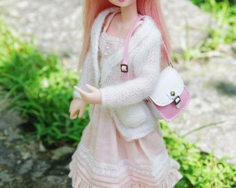 "1/6 Scale - Custom Handmade - Mini ""Sarry"" Leather Bags"