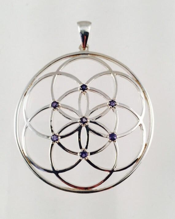 sacred geometry seed of - photo #7