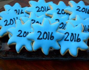 Celebration Sugar Cookies, 2016 Celebration Cookies