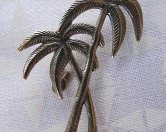 Palm Tree Broach