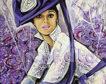 MyFairLady #ArtPrint